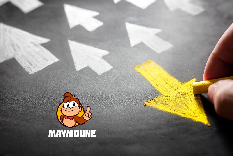 Quelles sont les différences entre Maymoune Starter et Maymoune Premium
